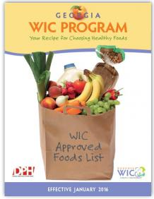 List Of Wic Approved Foods In Georgia