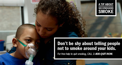 "Tips® From Former Smokers"" anti-smoking campaign launches in Georgia"