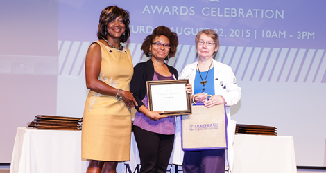 DPH's State Intern and Volunteer Program Receives Award from