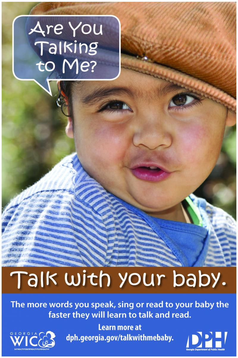 """""""Talk With Me Baby"""" Initiative   Georgia Department of ..."""