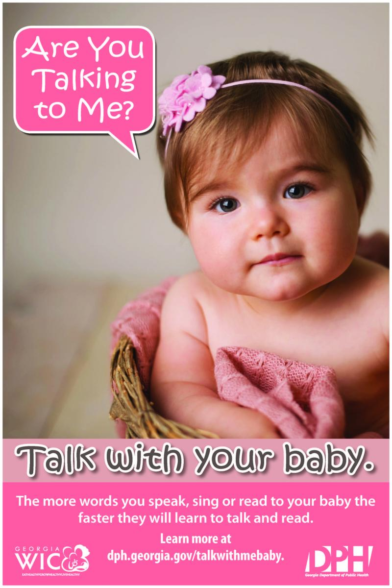 "talk with me baby"" initiative 
