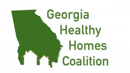 Georgia Healthy Homes Coalition logo