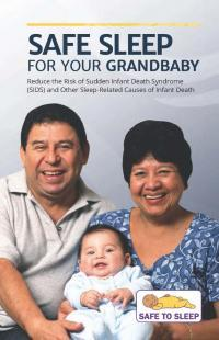safe sleep for your grandbaby