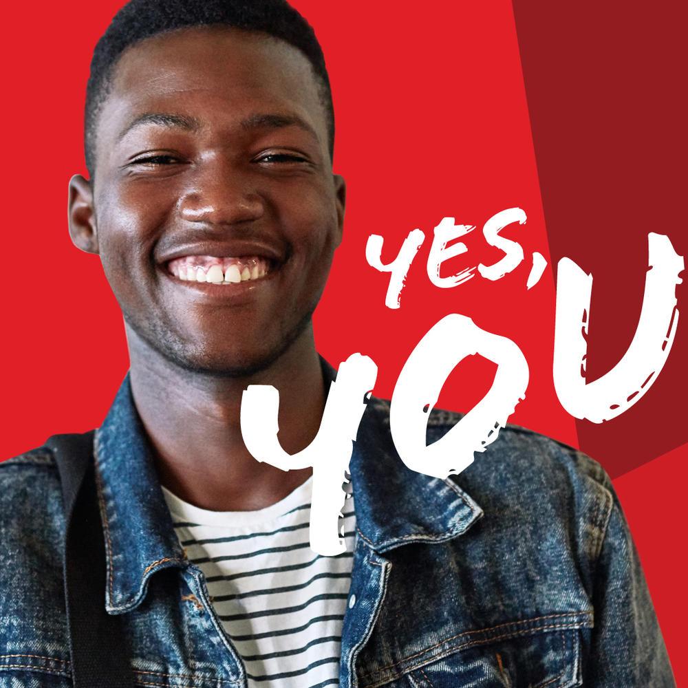 african american male flu shot campaign