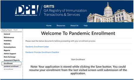 Covid Vaccine Information For Providers Georgia Department Of Public Health
