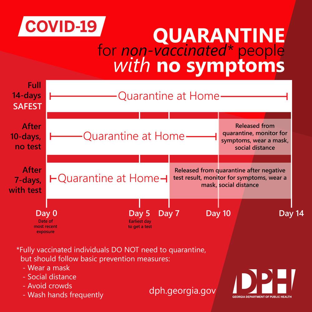 updated quarantine graphic