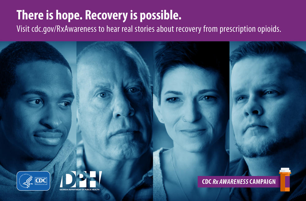 there is hope. recovery is possible.