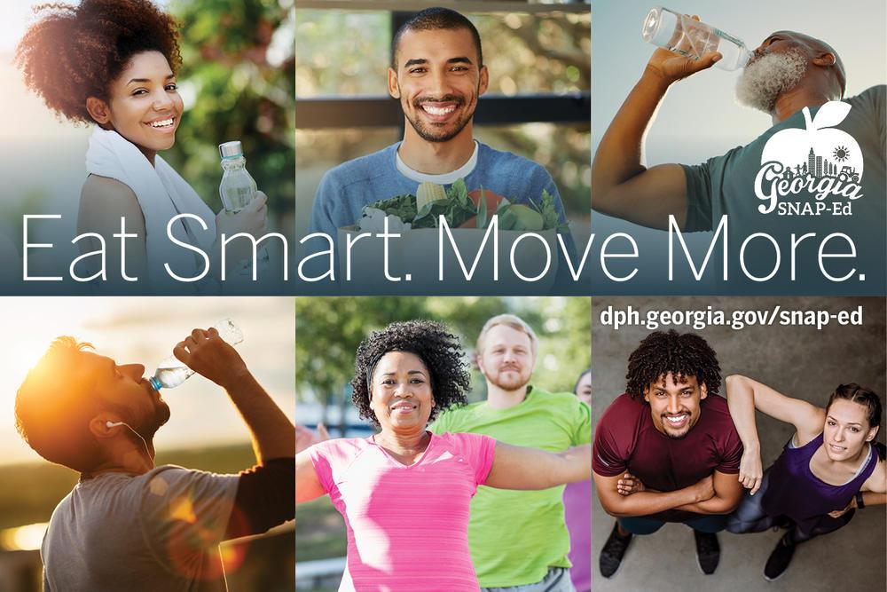 eat smart move more georgia snaped
