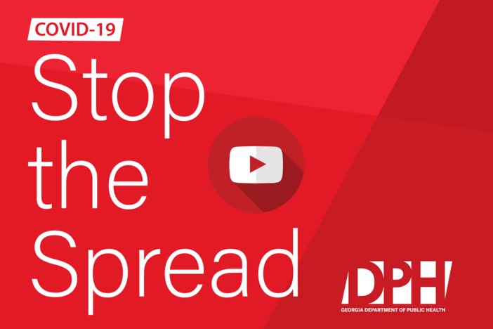 YouTube Stop the Spread